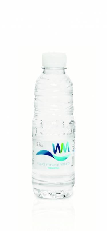 agua pet 33cl