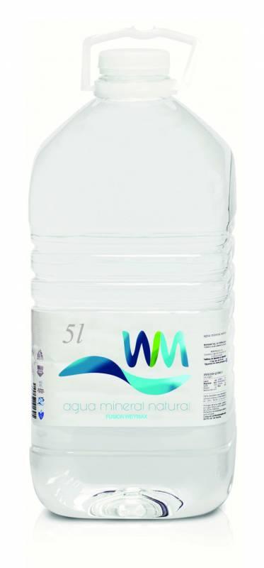 agua pet 5l